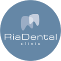 logo riadental round